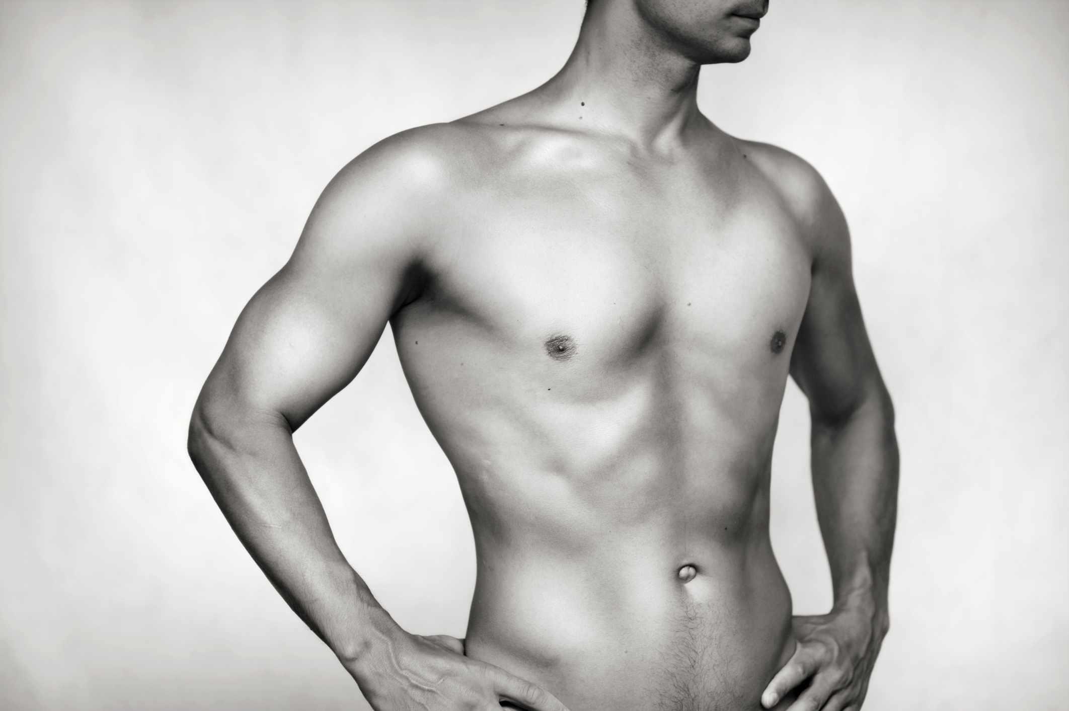 asian handsome nude men