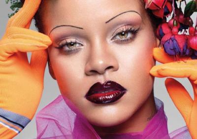 Brow inspiration - Rihanna - 01